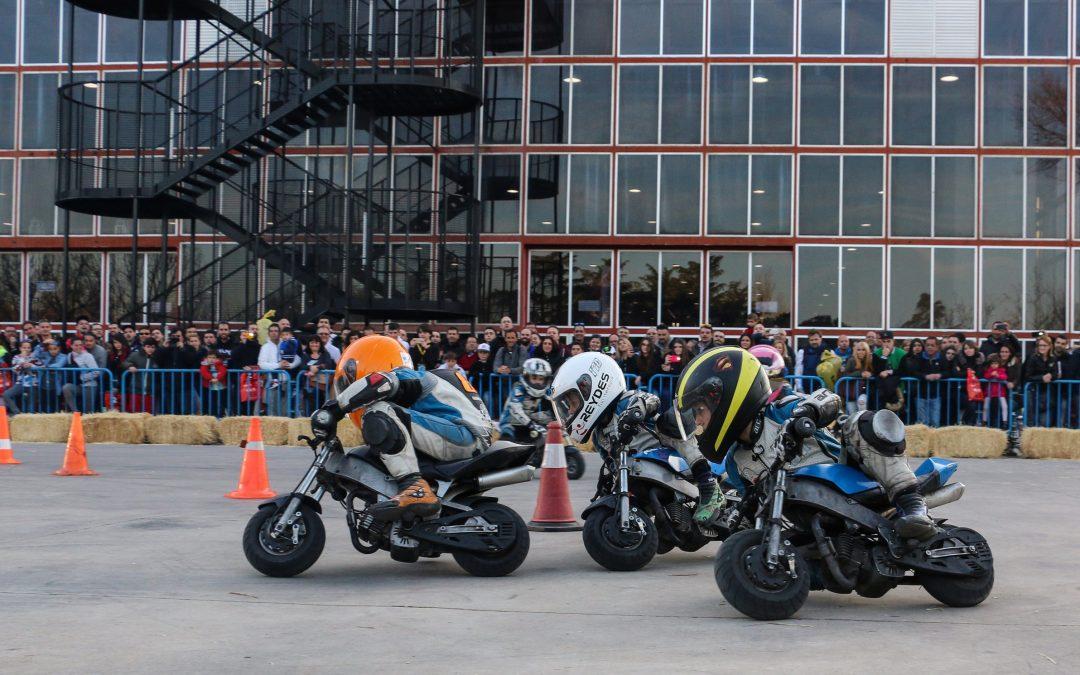 Horarios actividades puntuales Motorama 2020