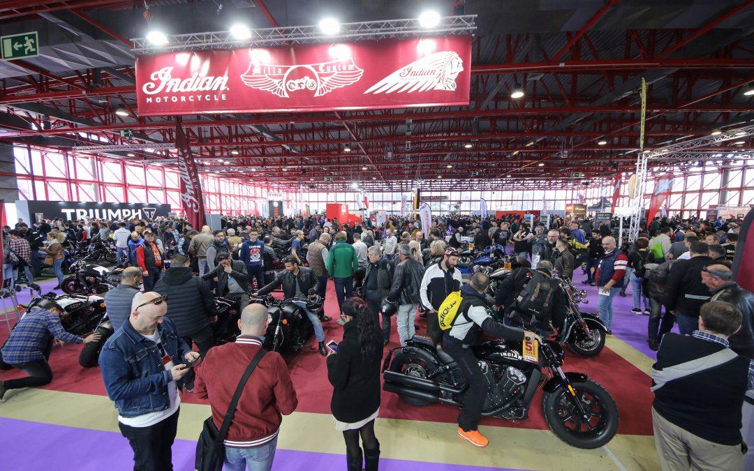 MotoMadrid  consolida la expectación generada entre los entusiastas de las dos ruedas