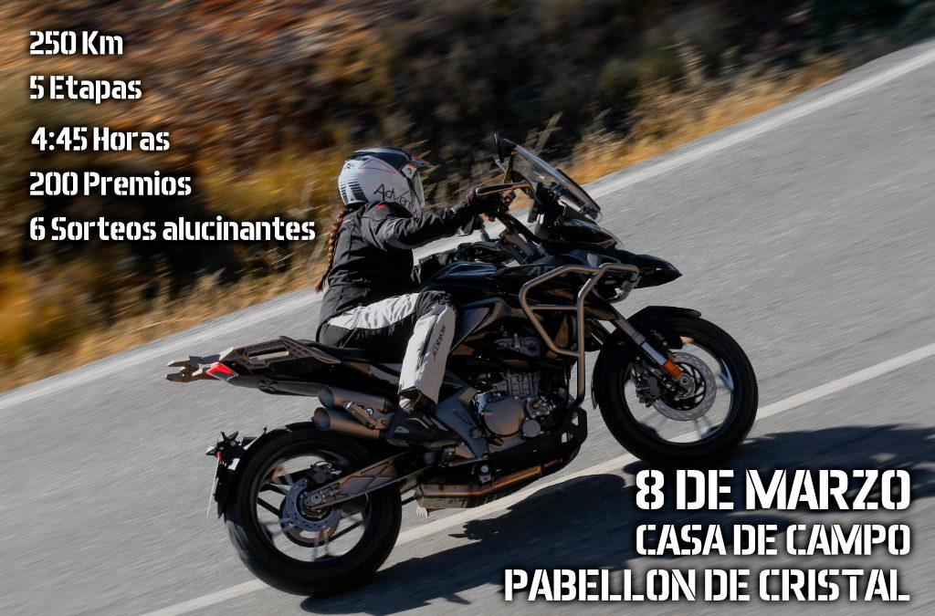 Rider Motorama 2020
