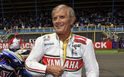 Giacomo Agostini será el invitado especial de Motorama