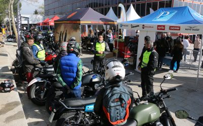Aplazada la celebración de Motorama 'Open'